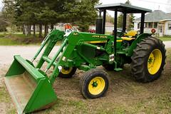 John Deere 2130 Tractor