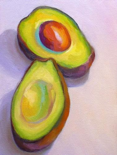 Avocado finished study