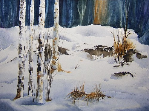 Fresh Snow 2008