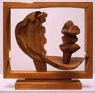 Le Corbusier. Escultura n° 7, 1947