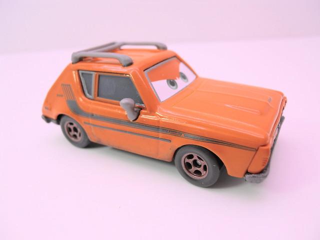 disney cars 2 movie doubles damaged rod torque redline grem 1 (6)