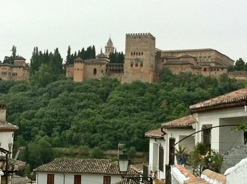 Granada Albaicin Neighborhood May 2011- - 20