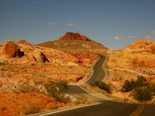 Part of Rainbow Vista, Valley of Fire