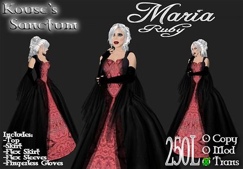 Maria - Ruby