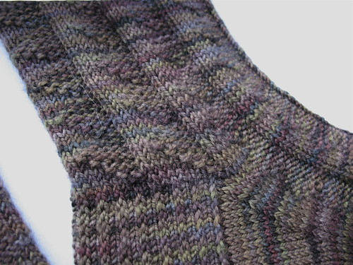Ilusions Socks closeup