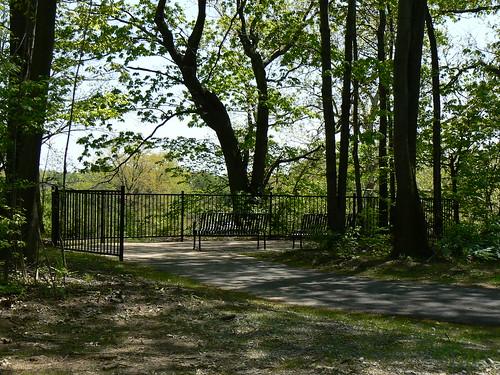 Observation Deck/Rest area