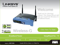 Linksys installation guide