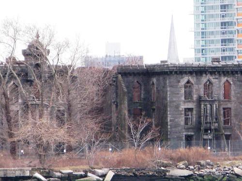 Roosevelt Island Sanitarium