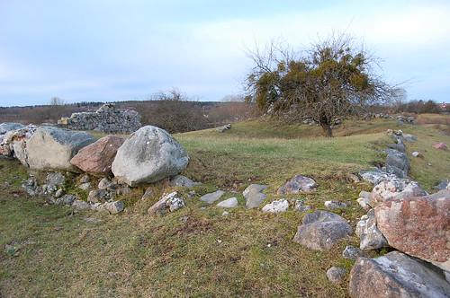 Ruinen efter Alsnöhus