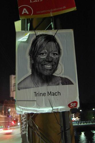Trine Mach