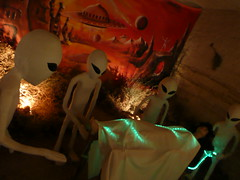 Göreme UFO Museum