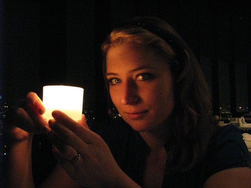 Beck by candle light
