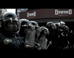 Riot films