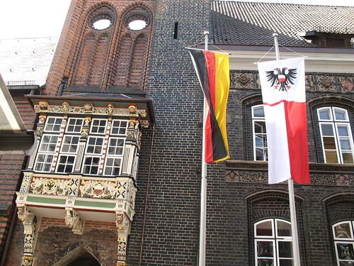 Lubecca Rathaus