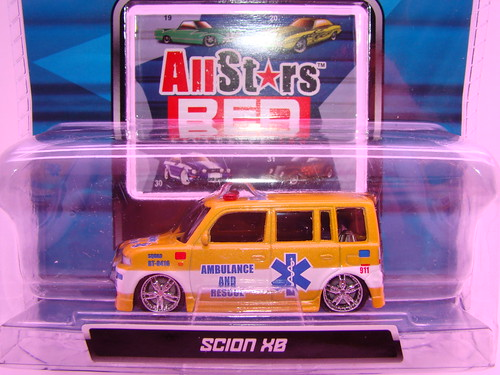 Allstars RED Scion xB