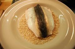 Boned herring