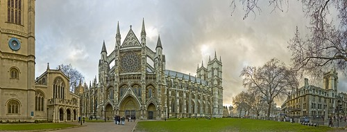 Westminster Abbey: picture by René Ehrhardt on Flickr (Click image)