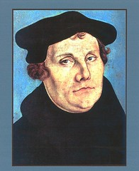 Martin Luther by hallaw4