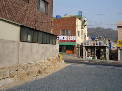 Stadtmauer Gimhae - 읍성
