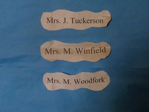 Lockett Teachers
