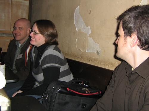 James, Christina and Charles
