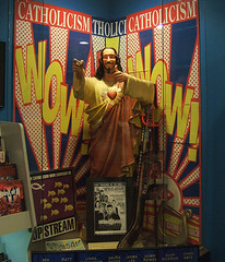 Buddy Christ Spotted In New Jersey