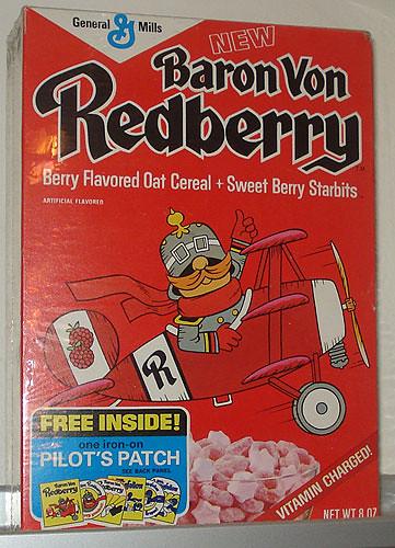 Baron von Redberry