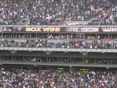 White Sox Won!!!