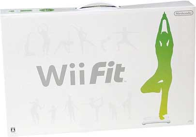 WiiFit box