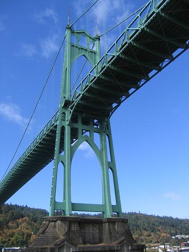 Day 05 - St Johns Bridge