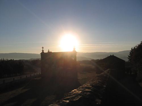 Sunrise over Spain