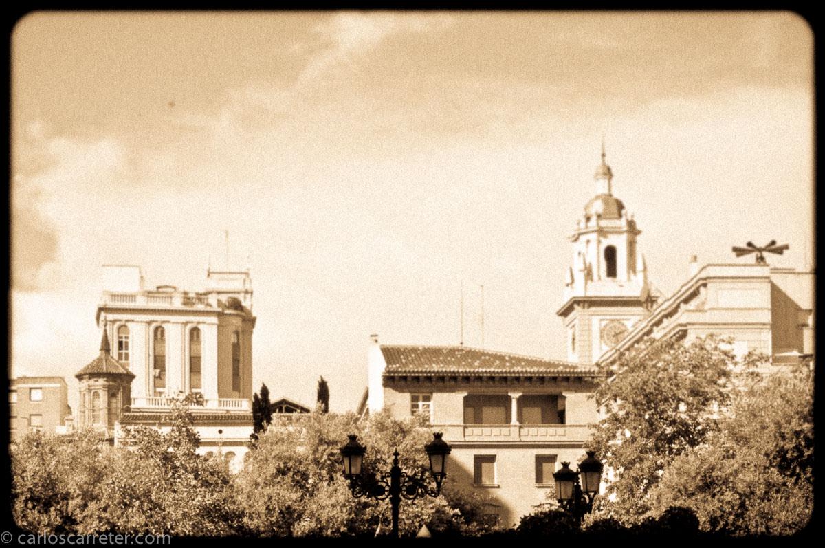 Plaza del Carbón (de Salamero)