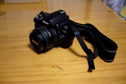 D40 + 50mm F1.8D