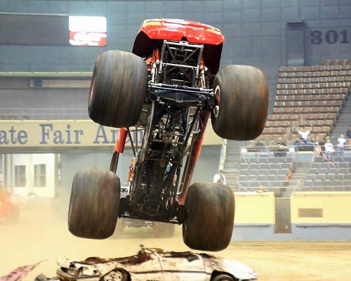 Monster Truck Freestyle by marvin908.