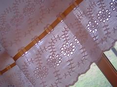 Curtain (Apron) detail