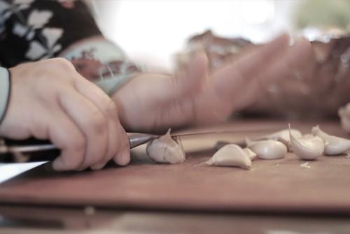 Garlic Prep