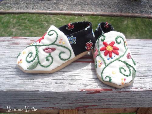 Boho Shoes 1