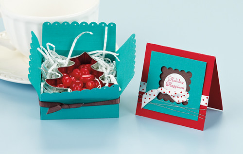 Whip these up assembly-line style and youll have neighbor gifts in no time at all!