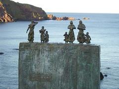 Eyemouth Fishing Tragedy Memorial, St Abbs