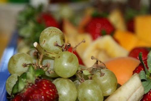 Xmas Fruit Platter
