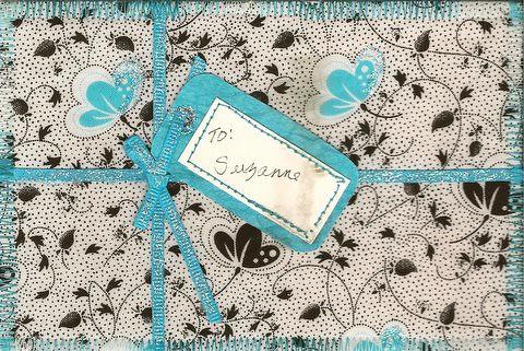 Lyn's postcard