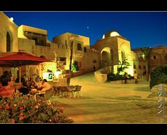 Evening at Medina