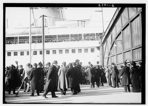 Arrival OLYMPIC (LOC)