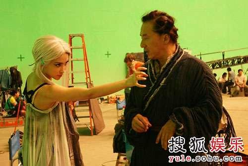 Li Bingbing Jackie Chan
