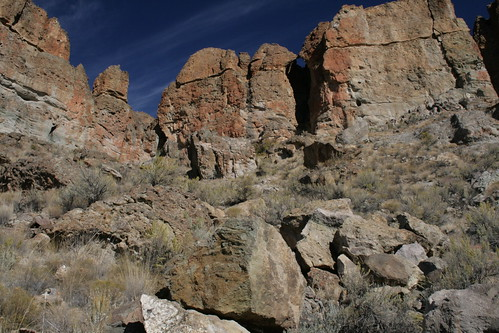 John Day Fossil Beds Clarno Unit