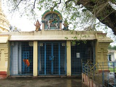 Inside Front Entrance of the Temple
