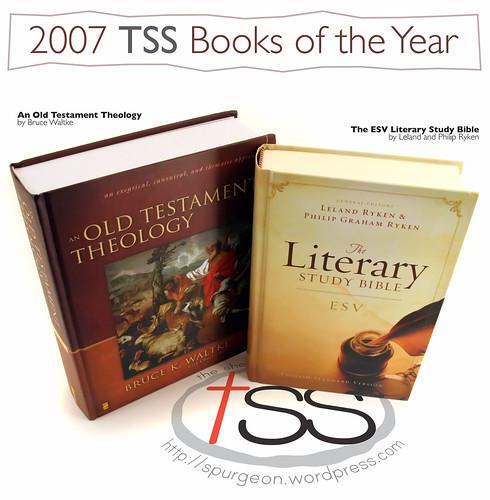 2008 Books Of The Year Tony Reinke