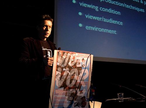 Andreas Treske - photo by Anne Helmond