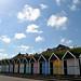 Pastel Beach Huts 1