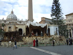 Christmas at the Vatican by lmficker